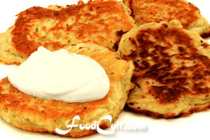 Potato Latkes / Pancakes