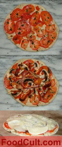 instant pizza method